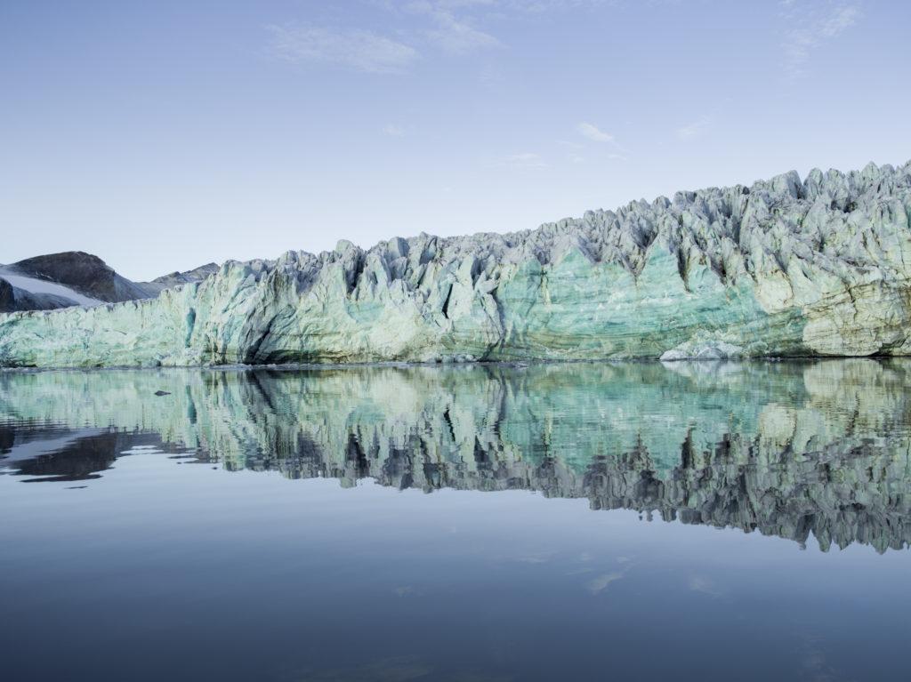 Esmarkbreen, Svalbard, 2013 by Corey Arnold