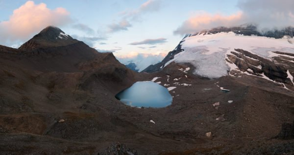 Chaltwasser Gletscher, Switzerland, 2014 by Scott Conarroe